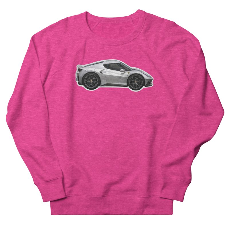 Mini Ferrari 458 MM Speciale Men's Sweatshirt by Pixel Panzers's Merch Emporium
