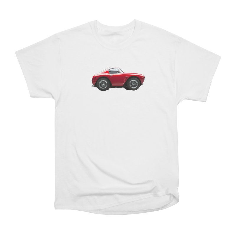 Mini Ferrari 250 GT SWB 10 Women's Classic Unisex T-Shirt by Pixel Panzers's Merch Emporium