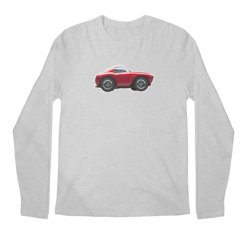 Mini Ferrari 250 GT SWB 10 Men's Longsleeve T-Shirt by Pixel Panzers's Merch Emporium