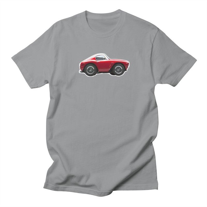 Mini Ferrari 250 GT SWB 10 Women's Unisex T-Shirt by Pixel Panzers's Merch Emporium