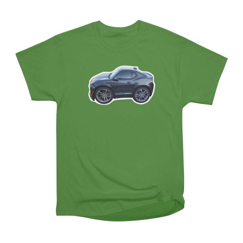 Mini Chevy Camaro SS Men's Classic T-Shirt by Pixel Panzers's Merch Emporium