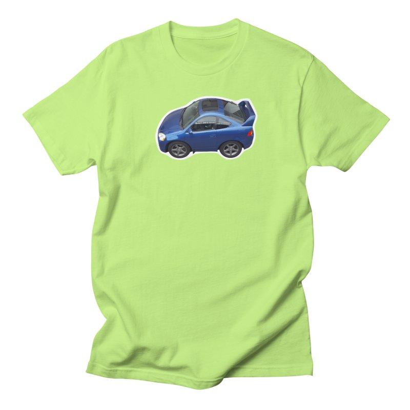 Mini Honda Integra | RSX Type S Men's T-Shirt by Pixel Panzers's Merch Emporium