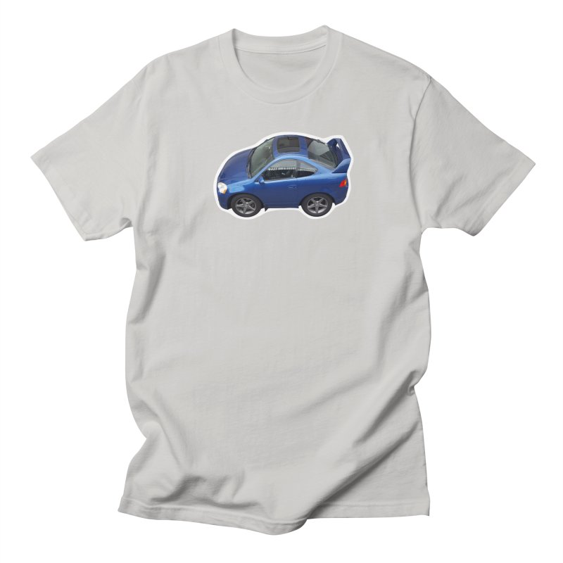 Mini Honda Integra | RSX Type S Men's T-Shirt by Pixel Panzers's Merch Emporium