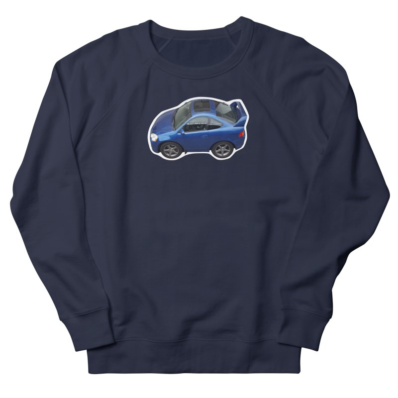 Mini Honda Integra | RSX Type S Women's Sweatshirt by Pixel Panzers's Merch Emporium