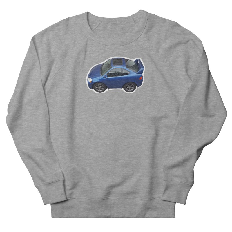 Mini Honda Integra | RSX Type S Men's Sweatshirt by Pixel Panzers's Merch Emporium