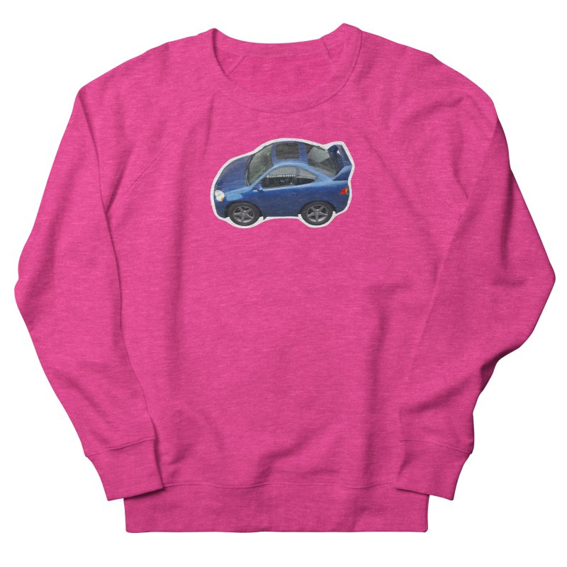 Mini Honda Integra | RSX Type S Men's Sweatshirt by Pixel Panzers's Merch Emporium