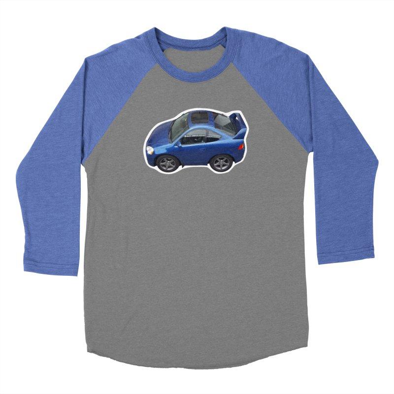 Mini Honda Integra   RSX Type S Women's Baseball Triblend T-Shirt by Pixel Panzers's Merch Emporium