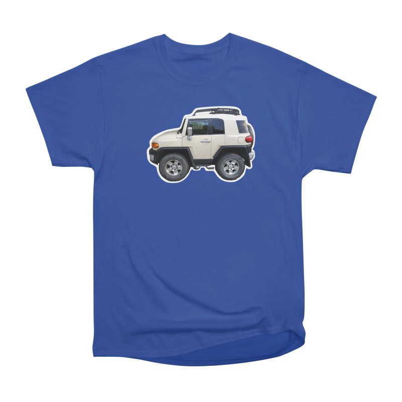 Mini FJ Cruiser Men's Classic T-Shirt by Pixel Panzers's Merch Emporium