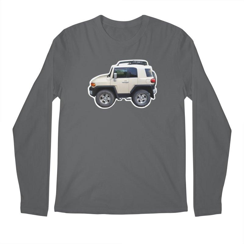 Mini FJ Cruiser Men's Longsleeve T-Shirt by Pixel Panzers's Merch Emporium