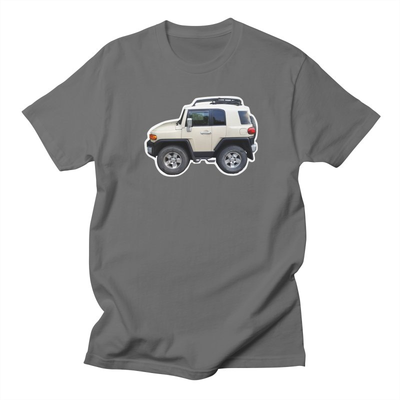 Mini FJ Cruiser Men's T-Shirt by Pixel Panzers's Merch Emporium