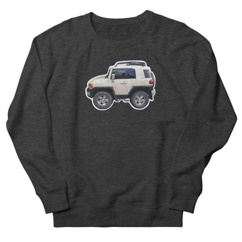 Mini FJ Cruiser Women's Sweatshirt by Pixel Panzers's Merch Emporium