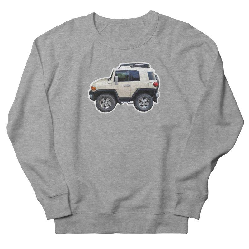 Mini FJ Cruiser Men's Sweatshirt by Pixel Panzers's Merch Emporium