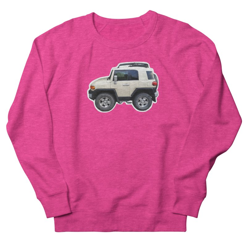 Mini FJ Cruiser Men's Sweatshirt by Pixel Panzers's Merch Emporium