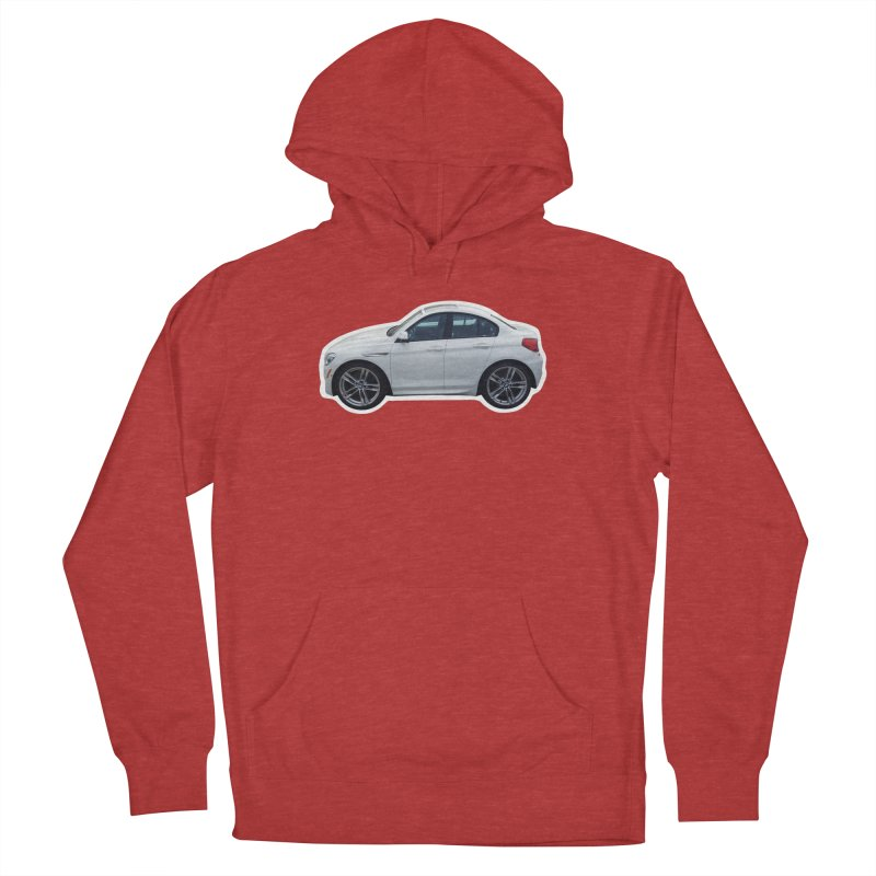 Mini BMW 6 Series Women's Pullover Hoody by Pixel Panzers's Merch Emporium