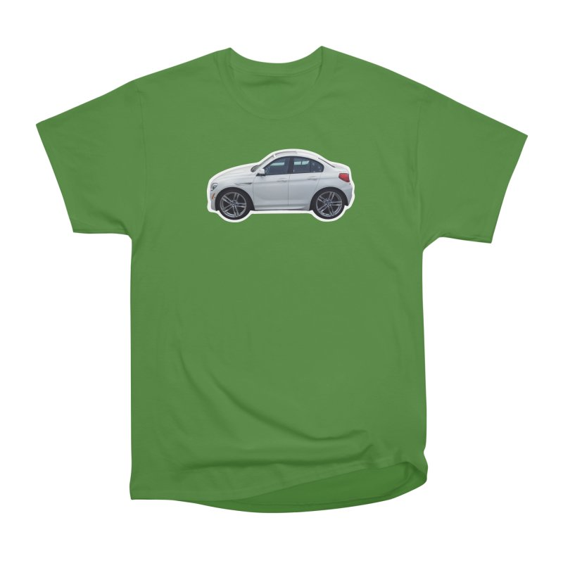 Mini BMW 6 Series Men's Classic T-Shirt by Pixel Panzers's Merch Emporium