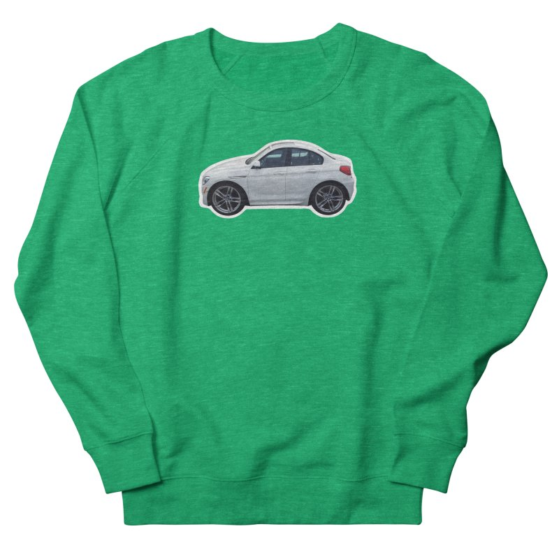 Mini BMW 6 Series Men's Sweatshirt by Pixel Panzers's Merch Emporium