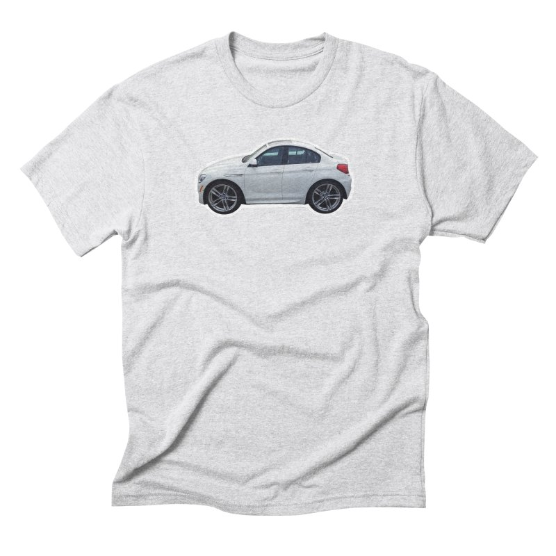 Mini BMW 6 Series Men's Triblend T-Shirt by Pixel Panzers's Merch Emporium