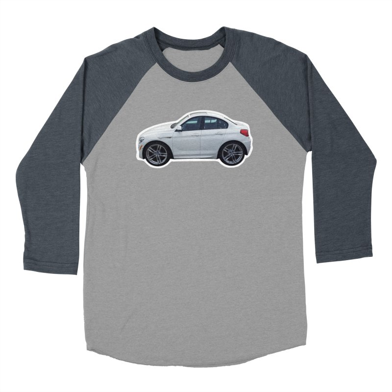 Mini BMW 6 Series Men's Baseball Triblend T-Shirt by Pixel Panzers's Merch Emporium