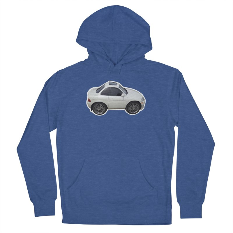 Mini Toyota Soarer Women's Pullover Hoody by Pixel Panzers's Merch Emporium