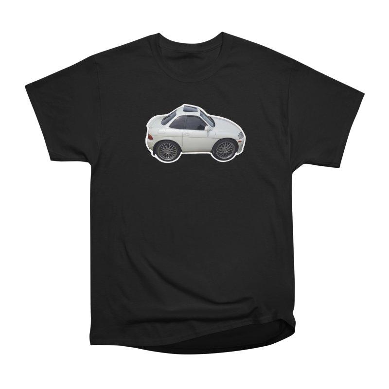 Mini Toyota Soarer Women's Classic Unisex T-Shirt by Pixel Panzers's Merch Emporium