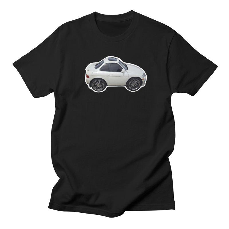 Mini Toyota Soarer Men's T-Shirt by Pixel Panzers's Merch Emporium