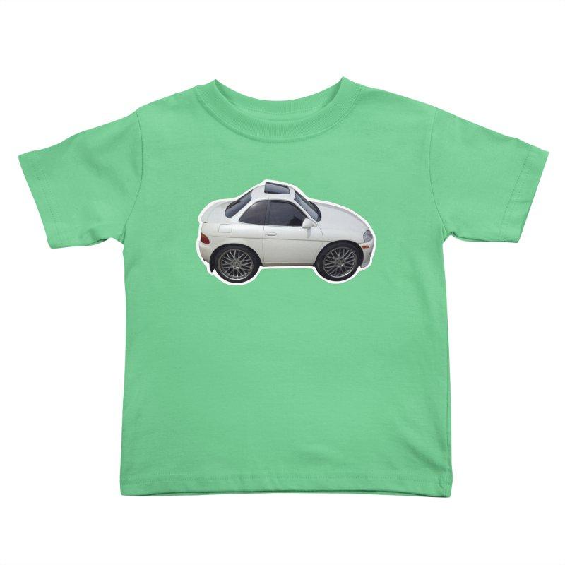 Mini Toyota Soarer Kids Toddler T-Shirt by Pixel Panzers's Merch Emporium