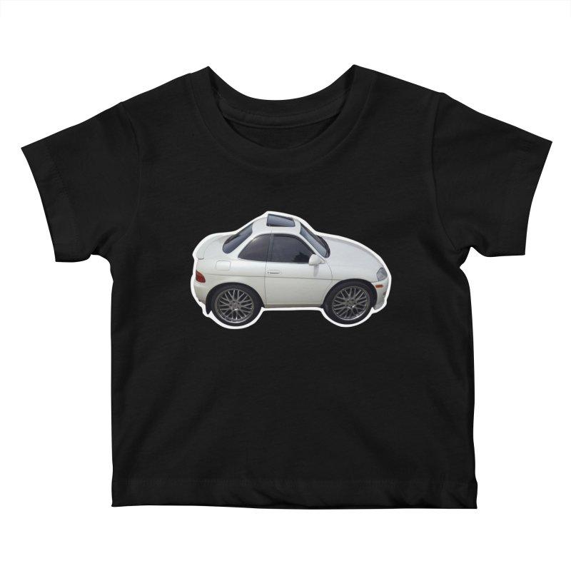 Mini Toyota Soarer Kids Baby T-Shirt by Pixel Panzers's Merch Emporium