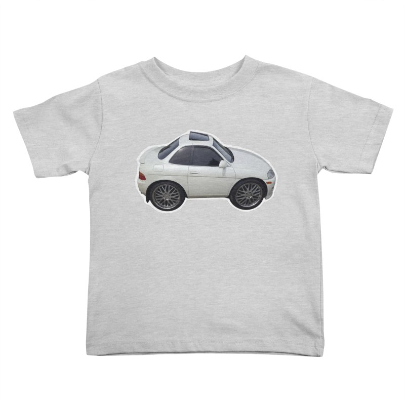 Mini Toyota Soarer Kids Toddler T-Shirt by Pixel Panzers's Merch Emporium