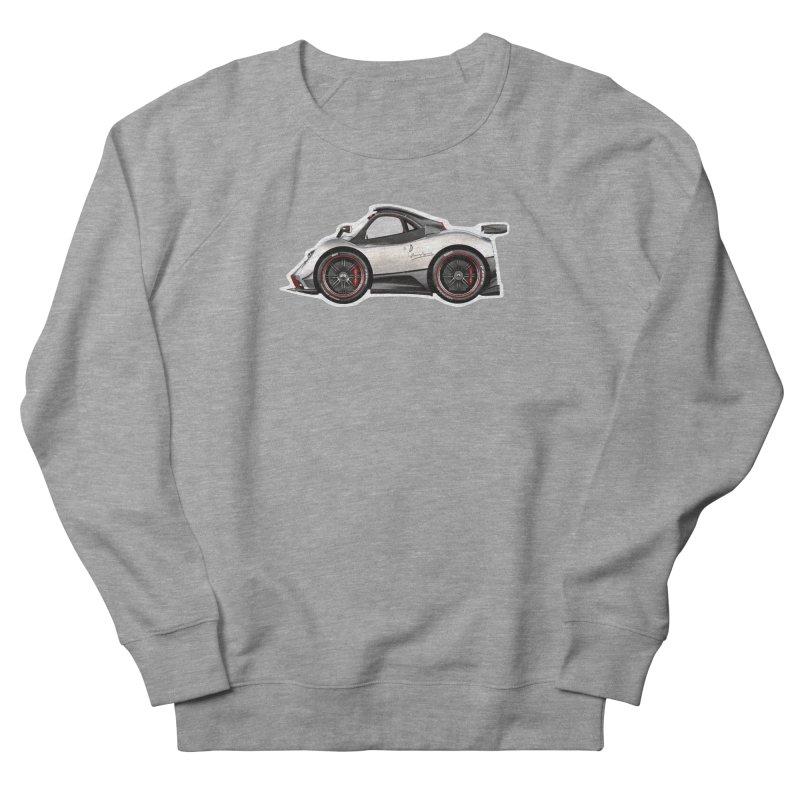 Mini Pagani Zonda Women's Sweatshirt by Pixel Panzers's Merch Emporium