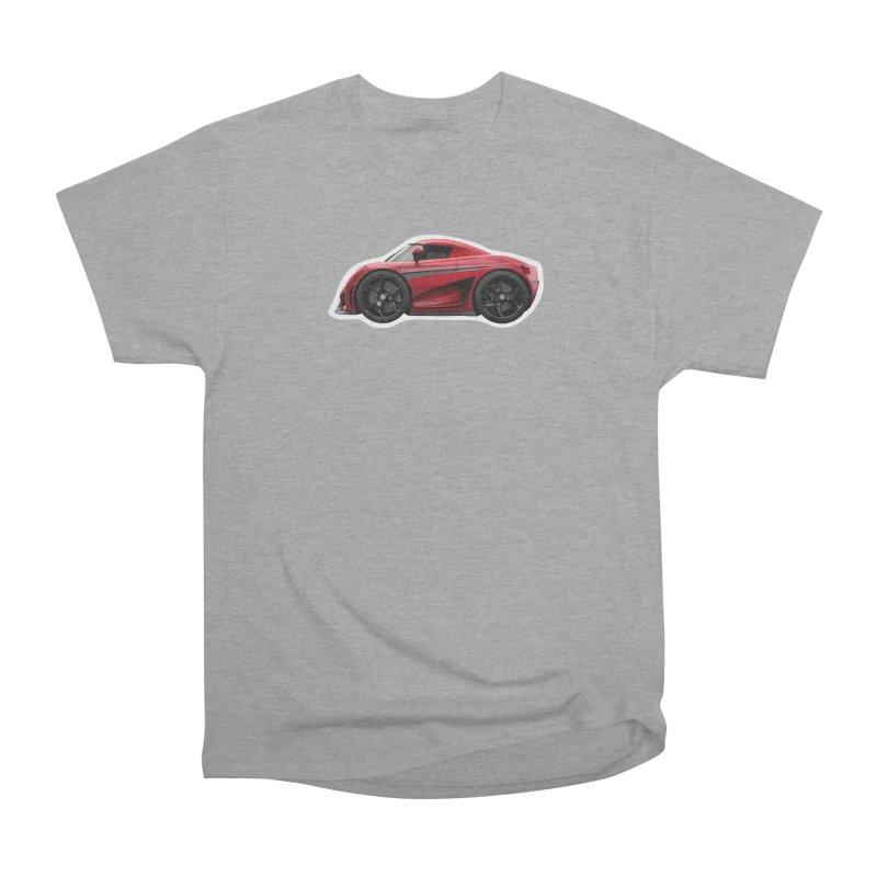 Mini Koenigsegg Regera Men's Classic T-Shirt by Pixel Panzers's Merch Emporium