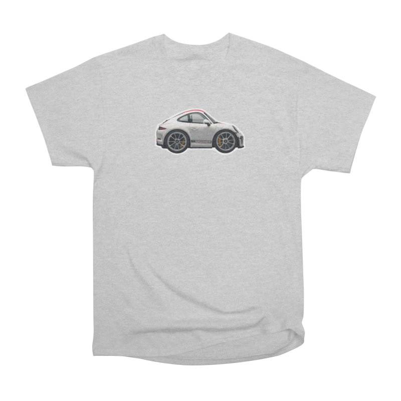 Mini Porsche 911 991r Men's Classic T-Shirt by Pixel Panzers's Merch Emporium