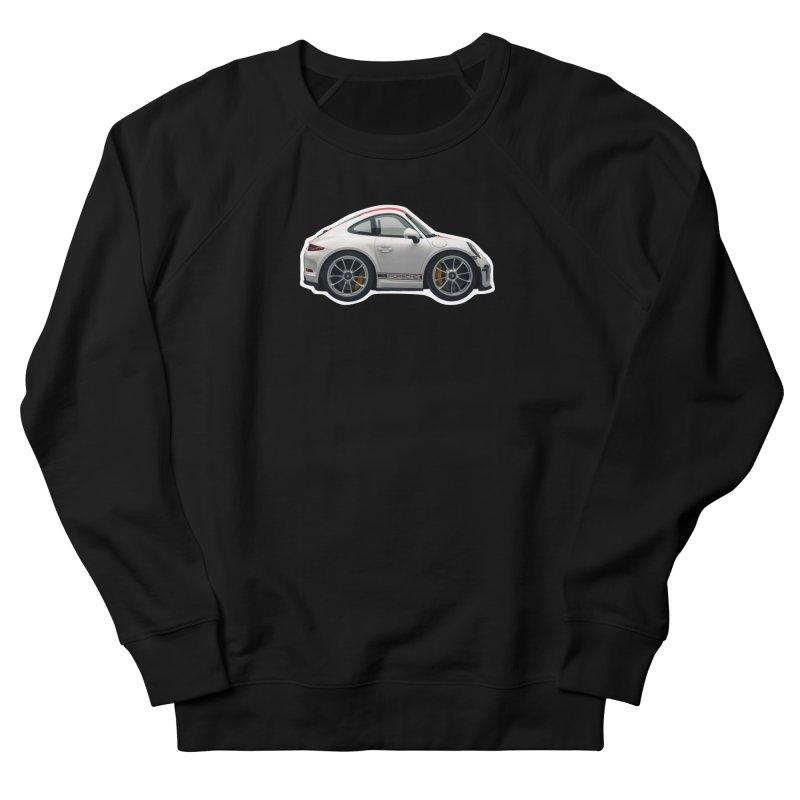 Mini Porsche 911 991r Women's Sweatshirt by Pixel Panzers's Merch Emporium