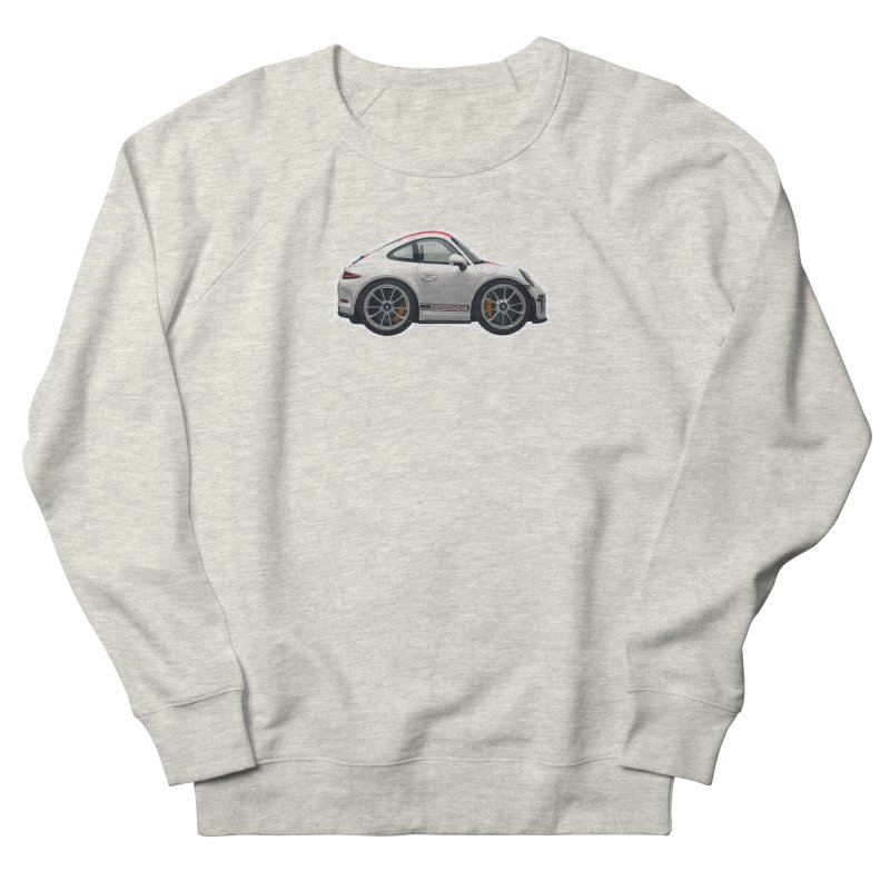 Mini Porsche 911 991r Men's Sweatshirt by Pixel Panzers's Merch Emporium