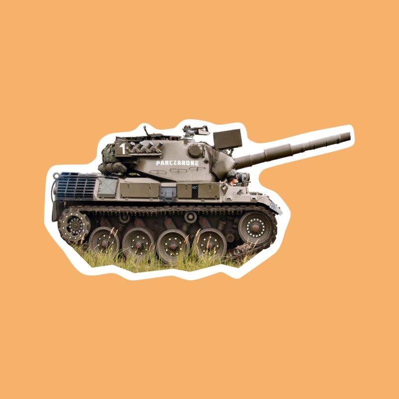 Mini Leopard I Main Battle Tank by Pixel Panzers's Merchandise