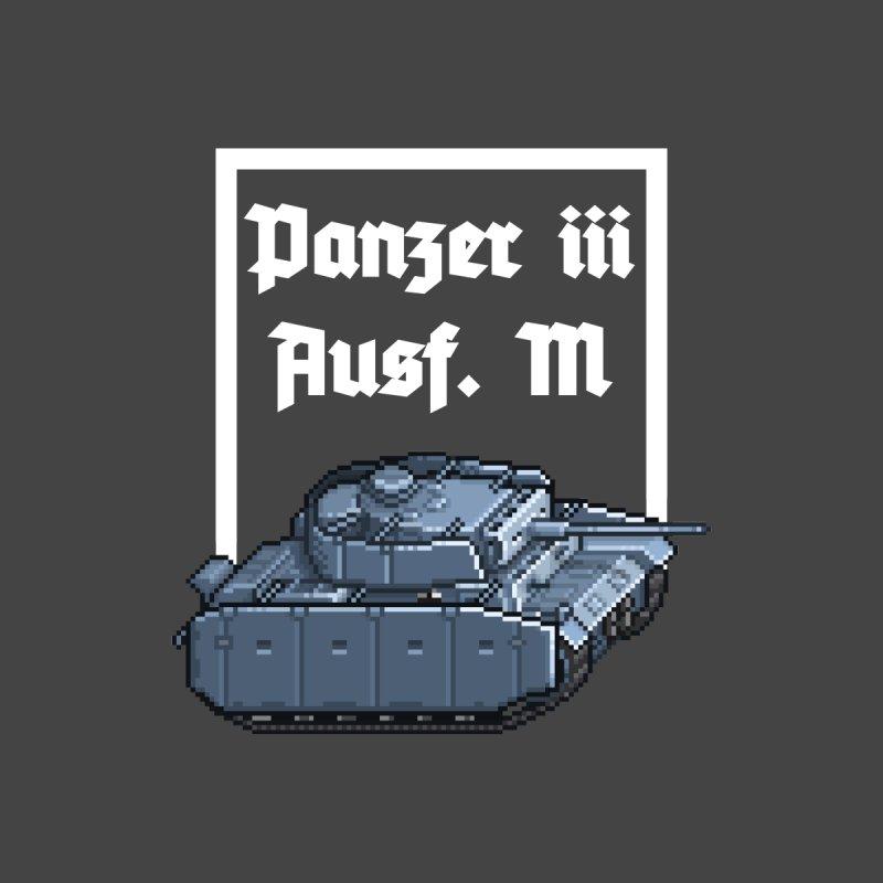 Panzer III Ausf. M by Pixel Panzers's Merchandise
