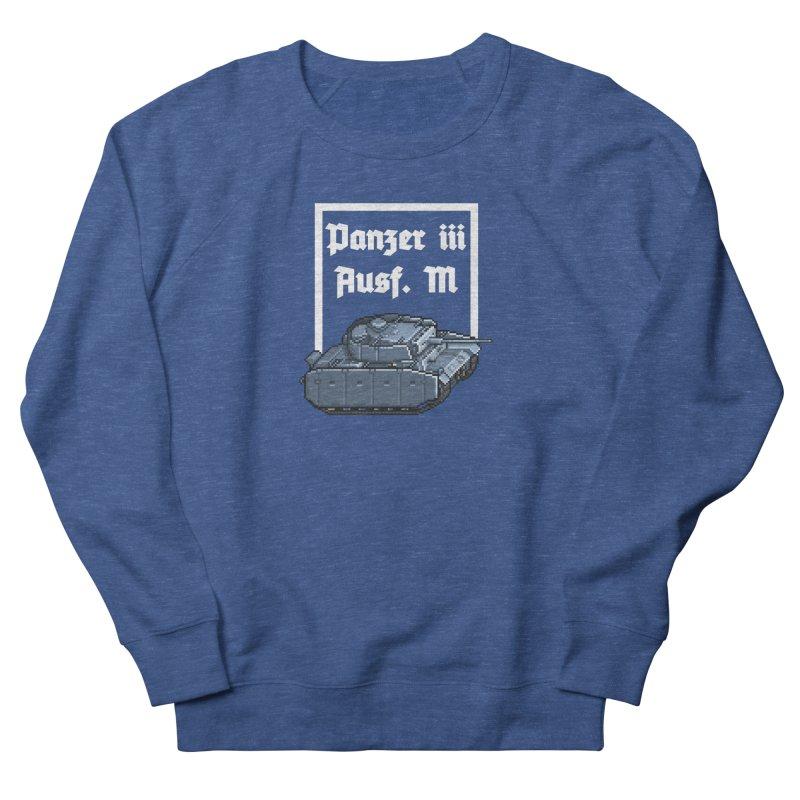 Panzer III Ausf. M Women's Sweatshirt by Pixel Panzers's Merchandise