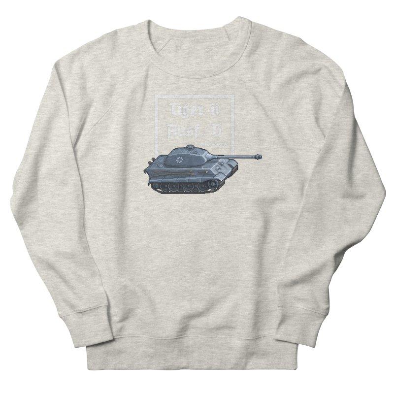 Pzkpfw VI Tiger II Ausf. B Early Production Women's Sweatshirt by Pixel Panzers's Merchandise