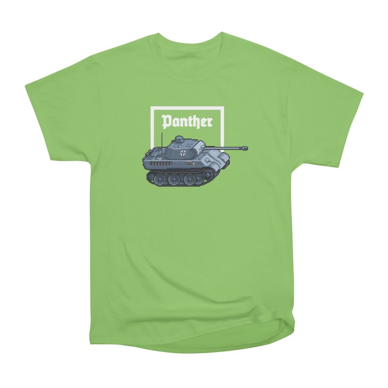 Panther - Pzkpf V. Women's  by Pixel Panzers's Merchandise