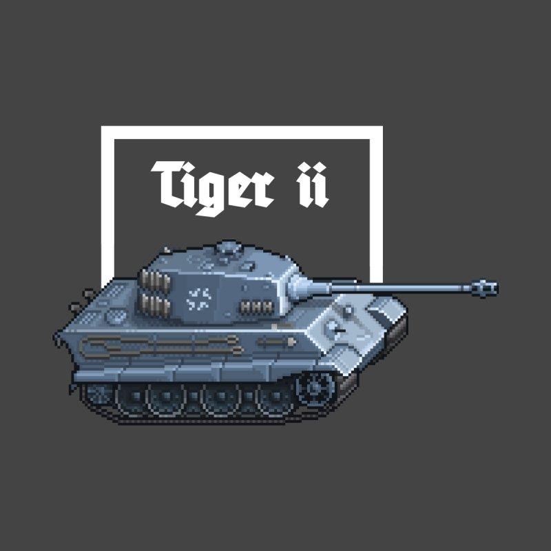 Tiger II by Pixel Panzers's Merchandise