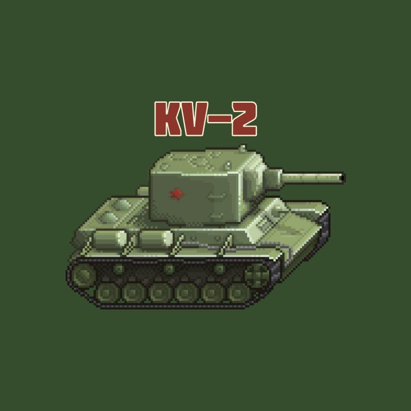 KV2 Women's Scoop Neck by Pixel Panzers's Merchandise