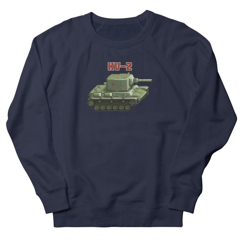 KV2 Women's Sweatshirt by Pixel Panzers's Merchandise