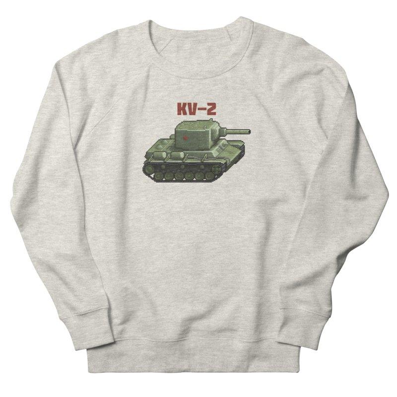 KV2 Women's French Terry Sweatshirt by Pixel Panzers's Merchandise