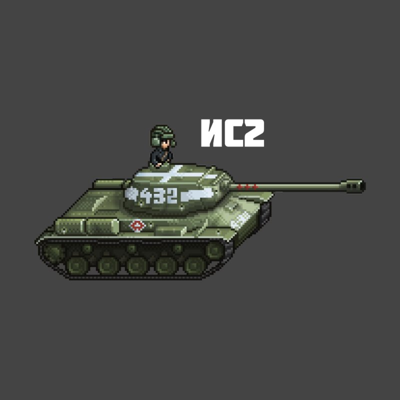 ИС2 | IS2 by Pixel Panzers's Merchandise