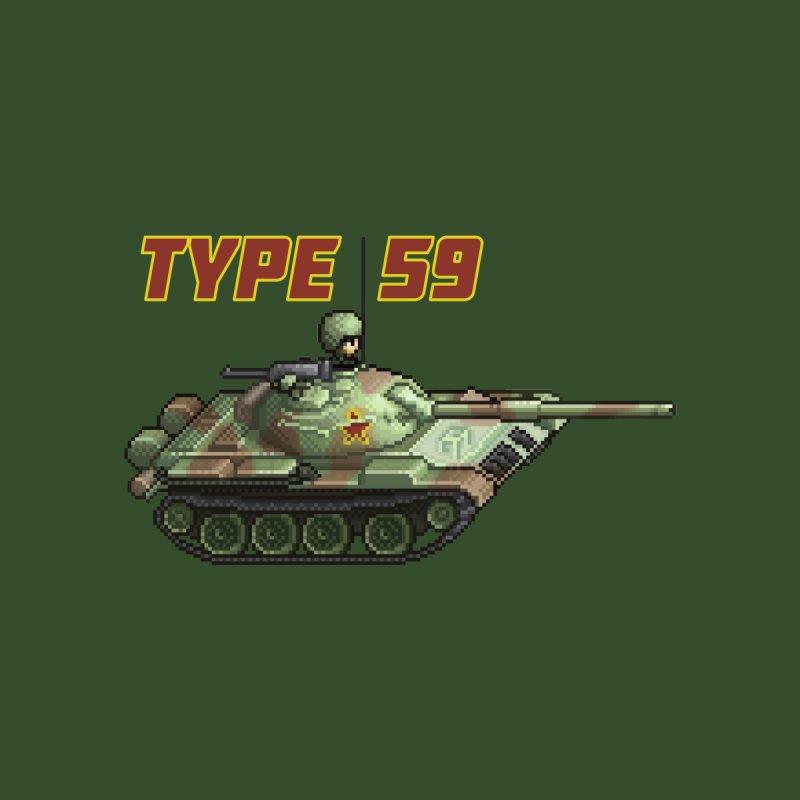 Type 59 by Pixel Panzers's Merchandise