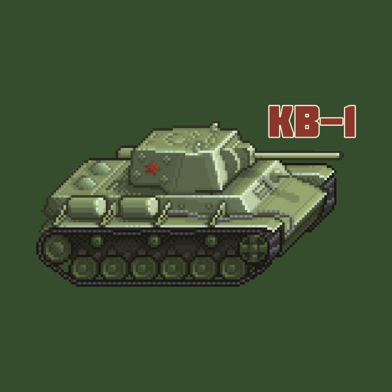 KV1 | KB1 by Pixel Panzers's Merchandise