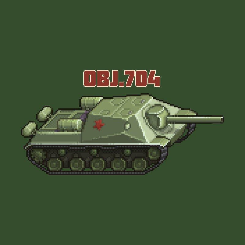 Obj. 704 by Pixel Panzers's Merchandise