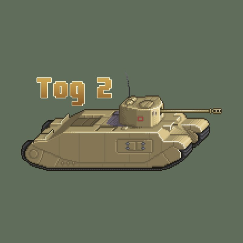 Tog 2 by Pixel Panzers's Merchandise
