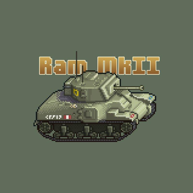 Ram MkII by Pixel Panzers's Merchandise