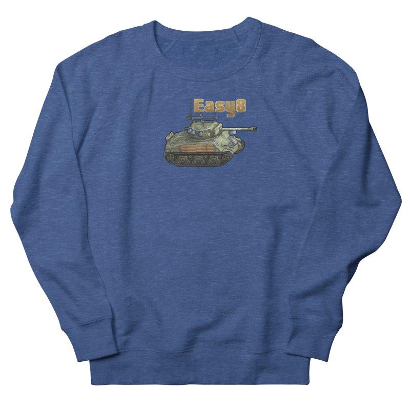 Easy 8 (M4A3E8) Sherman Men's Sweatshirt by Pixel Panzers's Merchandise