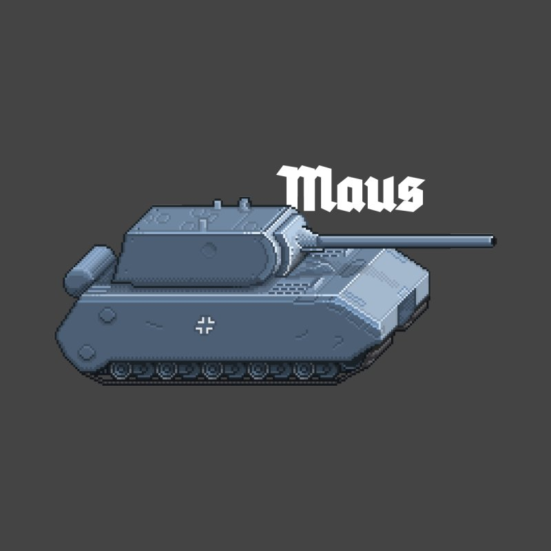 Maus by Pixel Panzers's Merchandise